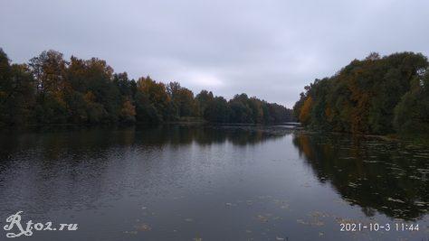 Озеро 3 октября 2021 года
